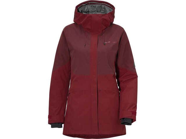 DIDRIKSONS Alta 2 Giacca Donna, anemon red